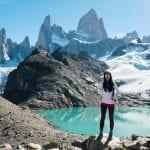Fitz Roy, Laguna de los tres, Patagonia
