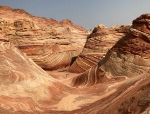 north coyote buttes late morning