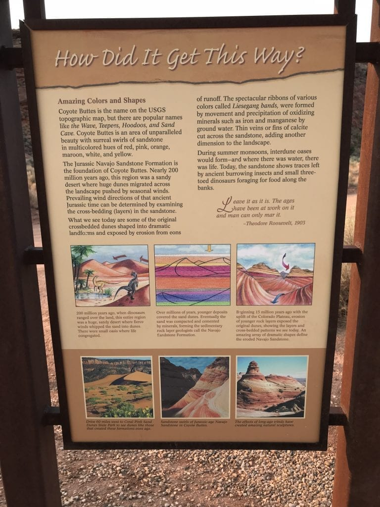 vermillion cliffs history