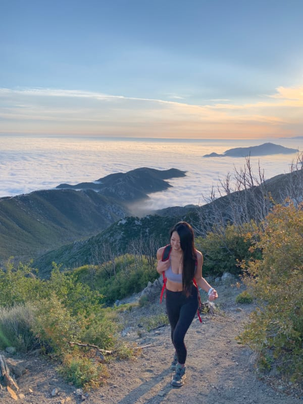 san gabriel sunset hike