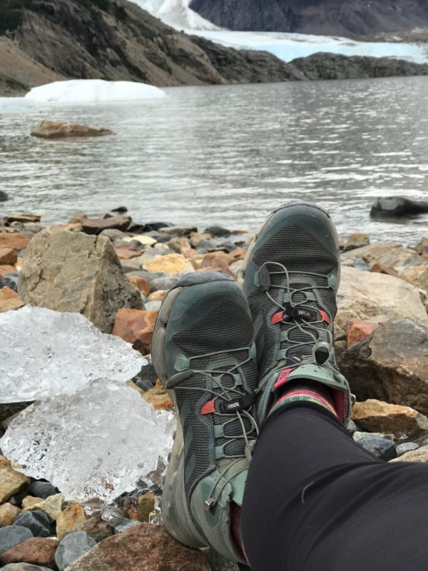 adidas terrex lightweight hiking boots details