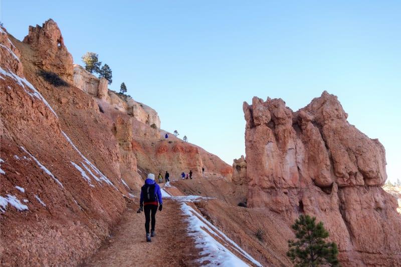 navajo trail november