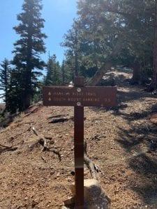 hawkins ridge trail