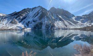 convict lake winter 2020