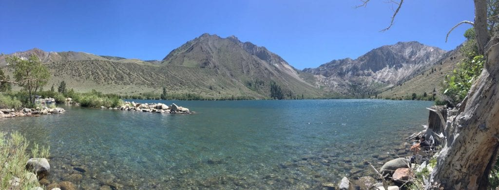 convict lake summer 2016