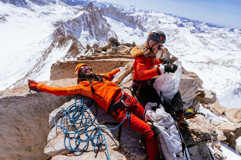 matterhorn peak sierra nevada winter mountaineering followtiffsjourney