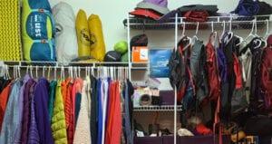 followtiffsjourney gear closet